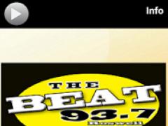 93.7 The Beat 2.0.0 Screenshot