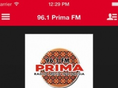 96.1 Prima FM 3.8.1 Screenshot