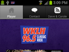 96.5 WKLH 2.6 Screenshot