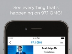 97.1 QMG - The Best R&B and Old School 3.0.2 Screenshot