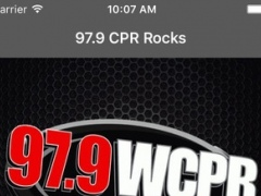 97.9 CPR Rocks 1.6.0 Screenshot