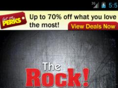 KQRC 98.9 The Rock 3.0.8 Screenshot