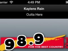 98.9fm For The Best Country 1.1 Screenshot