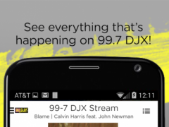 99.7 DJX 3.0.9 Screenshot