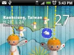 9s-Weather Theme+(Christmas) 1.9.34.4 Screenshot