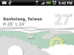 9s-Weather Theme+(PaperCut) 1.0.34.6 Screenshot