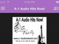 A-1 Audio Hits Now! 3.7.5 Screenshot