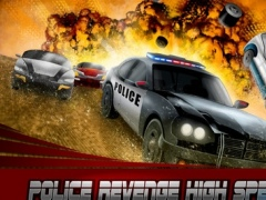 A 3D Real Police Car Speed Racing Fighter - High Speed Shooting Race Free Game 1.1 Screenshot