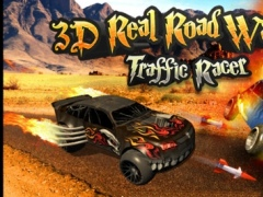 A 3D Real Road Warrior Traffic Racer - Fast Racing Car Rivals Simulator Race Game 1.0 Screenshot
