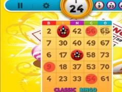 A A+ Action Money Ball Coverall Bingo Party 1.0 Screenshot