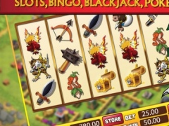 A A+ Fantasy Slots Casino - Multi Line Slot Machine with Spin Wheel Bonus Gambling Game 1.0 Screenshot