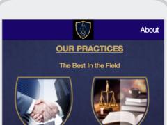 A.A Law firm 1 Screenshot