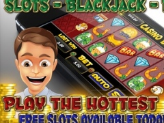 A Aaba Casino Billionaire Slots - Roulette and Blackjack 21 1.0 Screenshot