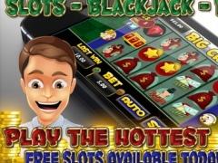 A Aace Big Casino - Slots, Roulette and Blackjack 21 1.0 Screenshot