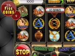 A Aace Casinos of Olympus Slots IV 1.0 Screenshot