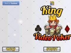 A Aaces King VideoPoker 1.0 Screenshot