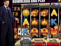 A Abbies The Wolf Of Wall Street Casino Slots & Blackjack Games 1.0 Screenshot