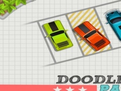 A Absurd Doodle Car Retro Parking - Mania Simulator Driving Games Free 1.0 Screenshot