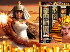 A Abu Dhabi Magic Egypt Pharaoh 777 Jackpot Slots Games 1.0 Screenshot