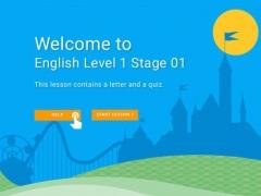 A+ Achieve English Skills (Level 1 - Stage 1) 1.0 Screenshot