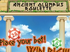 A Ancient Olympus Casino Riches of Zeus Roulette PRO 1.0 Screenshot