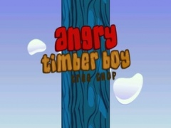 A Arcade Timber Boy Tree Axe Chop Wood - Free Tiny Tap Forest Game-s 1.0 Screenshot