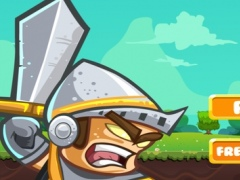 A Attack The Medieval Clan - Run And Jump In The Last Empire Battle 1.0 Screenshot