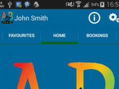 A & B Taxis (Basildon) 23.00 Screenshot