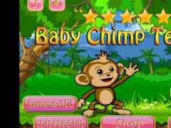 A Baby Chimp Temple - Crush and Run above Candy Snakes version 2 2.0.5 Screenshot