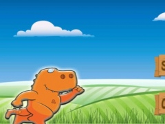 A Baby Dinosaur Smash Quest - Games For Kids Boys & Girls Running Survival FREE 1.0 Screenshot