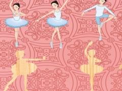 A Ballet Game for Girls: Learn like a ballerina for kindergarten or pre-school 1.0 Screenshot