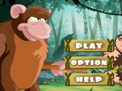 A Banana Monkey Kong Aim – King of the Jungle Ape-s Ring Toss 1.0 Screenshot