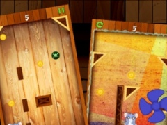 A Barn Mouse inside the Club House Maze - Rescue My Cheese Adventure Game! 1.0 Screenshot