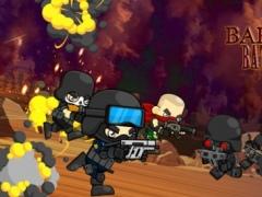 A Barrage Batallion – Warfare Soldiers Game in a World of Battle 1.0 Screenshot