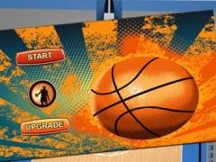A Basketball Tap & Toss - Crash And Score All through the City 1.0 Screenshot