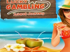 A Be Rich Born Gambling Lucky Slots in Island Vacation Journey - Free 777 Casino Games 1.0 Screenshot