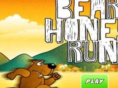 A Bear Honey Run Free Version - Teddy's Brave Race Adventure Escape 1.0.1 Screenshot