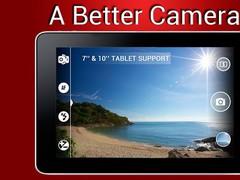 A Better Camera Widget 1.8 Screenshot
