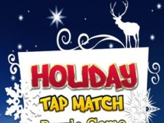 A Big Christmas Puzzle Tap Free Game - Match and Pop the Holiday Season Pics 1.0 Screenshot