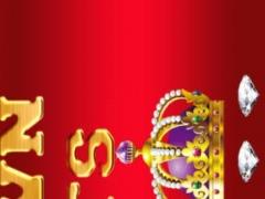 A Big Royal Gold Crown Jewels Slot Machine 1.0 Screenshot
