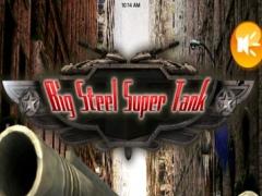 A Big Steel Super Tank Pro 1.0 Screenshot
