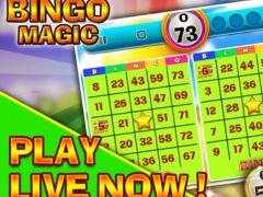A Big World of Bingo Magic: Lucky Las Vegas Casino Slot Machine with Solitaire, Video Poker, & Blackjack 1.0 Screenshot