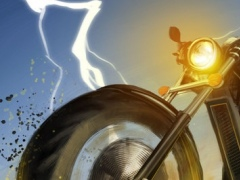 A Bike Race in Route 66 - Road Chase Racing 2.2 Screenshot