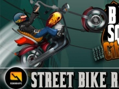 A Bike Race Squad - City Run Multiplayer Racing Free Edition 1.1 Screenshot