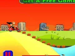 A Bike racing Jump DELUX- A race against time, as if you drive like crazy for your life 2.1 Screenshot