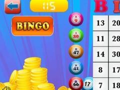 A Bingo Gold Bash – PRO Casino bingo game 1.0 Screenshot