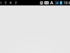 A Blank Sheet 1.0 Screenshot