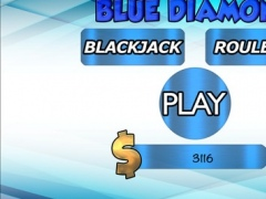 `` A Blue Diamond Slots 1.0 Screenshot