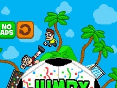 A Brazil Mundial Championship Soccer Football Jumpy Ball 2014 : Road to Rio-Win the Finals! 1.0 Screenshot