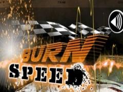 A Burn Speed Pro : Adrenaline Highway 1.0 Screenshot